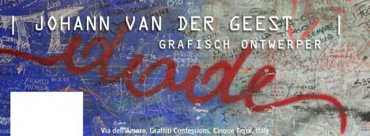 Johann van der Geest Facebook omslag ontwerp