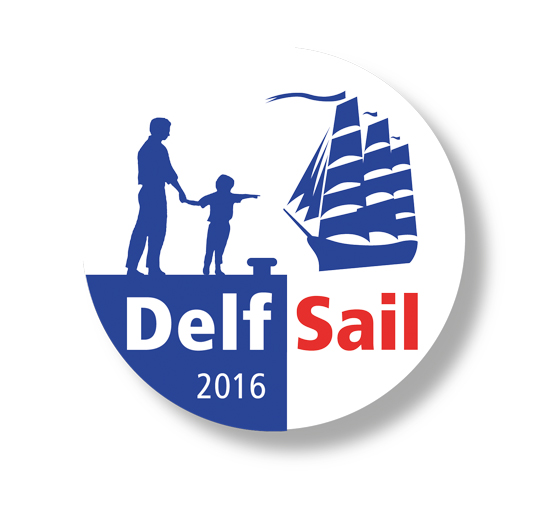 DelfSail 2016 logo 2