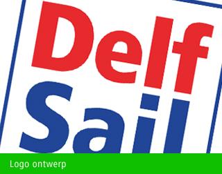 Ontwerpen van het logo voor DelfSail 2016