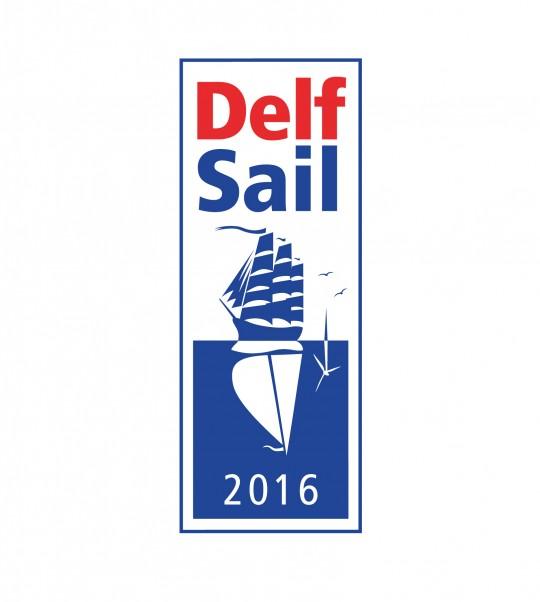 DelfSail 2016 beeldmerk