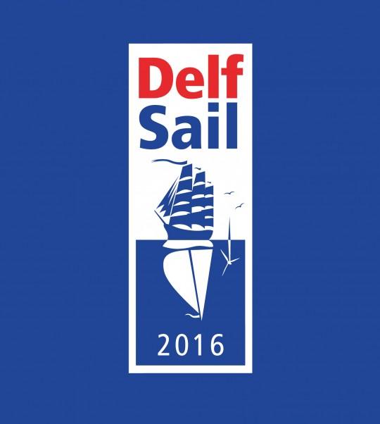DelfSail 2016 blauw vlak