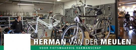 Herman van der Meulen Facebook omslag ontwerp