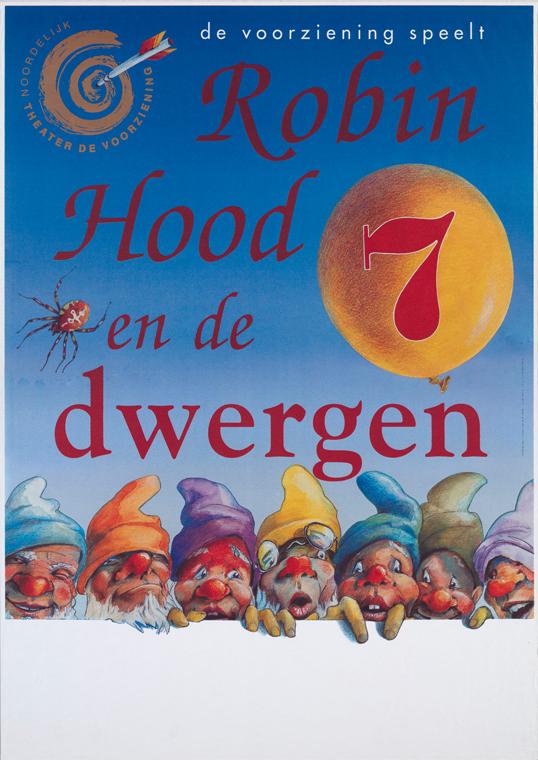 Robin Hood en de 7 dwergen Voorziening